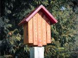Mason Bee House Plans Mason Bee House 10