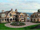 Massive House Plans Plan 23413jd Spectacular Shingle Style House Plan Big