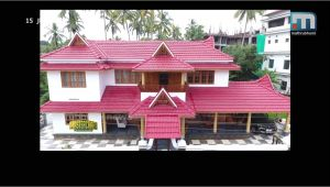Mathrubhumi Home Plans Mathrubhumi Home Plans Beautiful Modern Home In