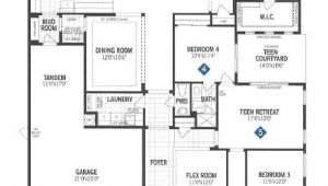 Mattamy Homes Floor Plans Mattamy Homes Quinlan Floor Plan Dove Mountain