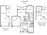 Mccaleb Homes Floor Plans New Homes Home Plans Floor Plans the Fitzgerald Collection
