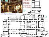 Medieval Castle Home Plans Hogwarts Castle Floor Plan 15 Out Dari 26 400 Untuk