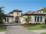 Mediterranean Custom Homes Floor Plans Bardmoor 1172 Mediterranean Exterior Tampa by