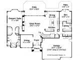 Mediterranean Home Floor Plans Mediterranean House Plans Corsica 30 443 associated