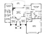 Mediterranean Home Floor Plans Mediterranean House Plans Mendocino 30 681 associated