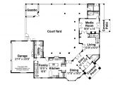 Mediterranean Home Floor Plans Mediterranean House Plans Veracruz 11 118 associated