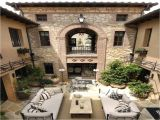 Mediterranean Home Plans with Courtyards Italian Style Homes with Courtyards Mediterranean Style