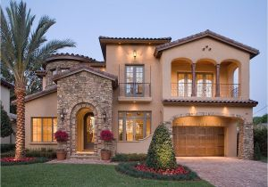 Mediterranean Homes Plans Mediterranean House Plans Architectural Designs