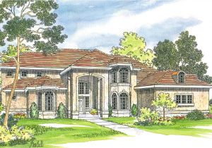 Mediterranean Homes Plans Mediterranean House Plans Lucardo 30 181 associated
