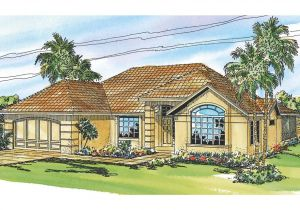 Mediterranean Homes Plans Mediterranean Houses and Plans