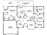Mediterranean House Designs and Floor Plans Mediterranean House Plans Bryant 11 024 associated Designs