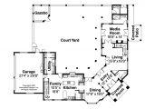 Mediterranean House Designs and Floor Plans Mediterranean House Plans Veracruz 11 118 associated