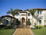 Mediterranean Style Homes Plans Mediterranean Style Home Designs Architecturein