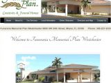 Memorial Plan Funeral Home Miami Fundraiser by Corey Calabrese Giselle Chartrand