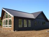 Metal Barn Home Plans Best Homes for Metal Roofing Aluminum Lock Roofing Inc