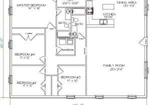 Metal Building Home Floor Plans top 5 Metal Barndominium Floor Plans for Your Dream Home