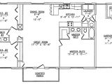 Metal Building Homes Floor Plans the Lth027 Lth Steel Structures