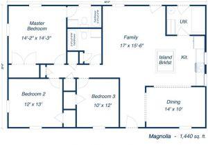 Metal Homes Floor Plans the Magnolia Steel Home Kit Steel Frame Home Plans