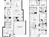 Metricon Home Floor Plans Salamanca 33 New Home Floor Plans Interactive House Plans