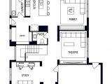 Metricon Homes Floor Plans Metricon Double Story House Plans House Design Plans