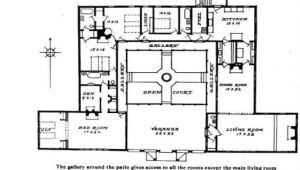 Mexican Style Homes Plans Hacienda Style House Plans with Courtyard Mexican Hacienda