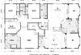 Mfg Homes Floor Plans Modern Mobile Home Floor Plans Mobile Homes Ideas
