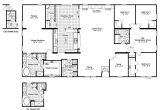 Mfg Homes Floor Plans the Evolution Vr41764c Manufactured Home Floor Plan or