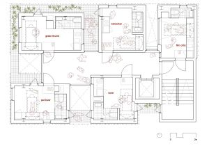 Micro Housing Plans Gallery Of songpa Micro Housing Ssd 24
