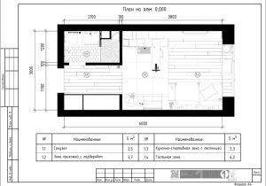 Micro Housing Plans Micro Home Design Super Tiny Apartment Of 18 Square Meters
