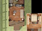Micro Housing Plans Texas Tiny Homes Plan 448