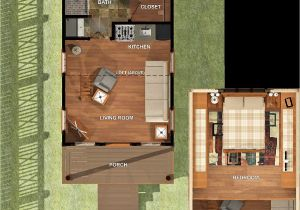 Micro Housing Plans Texas Tiny Homes Plan 448