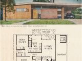 Mid Century Home Plans Mid Century California Modern House Plan Better Homes
