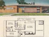 Mid Century Home Plans Mid Century Modern House Plans Mid Century Modern Ranch