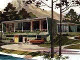 Mid Century Modern Home Plans Mid Century Modern House Plans for Pleasure Ayanahouse