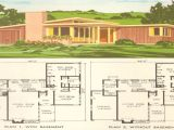 Mid Century Modern Home Plans Very Comfortable Mid Century Modern Homes Plans Modern