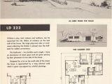 Mid Century Modern Homes Floor Plans Mid Century Modern Home Floor Plans