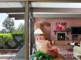 Mid Century Post and Beam House Plans Private Mid Century Modern Post Beam House In Crestwood