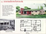 Mid Century Ranch Home Plans 1960s Ranch House Plans Mid Century Ranch House Plans