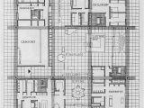 Miller Homes Floor Plans Floor Plan for the Miller House Columbus Indiana