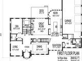 Million Dollar Home Plans Million Dollar House Floor Plans 2 Story 5 Bedroom Design