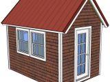 Mini Home Plans 8 12 Tiny House Free Plans
