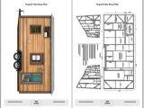 Mini Home Plans Tropical Tiny House Plans the Tiny Tack House