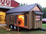 Mini Homes On Wheels Plans Building A Tiny House On Wheels Design Tedx Designs