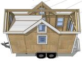 Mini Homes On Wheels Plans Floor Plans for Tiny Houses On Wheels top 5 Design