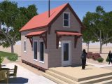 Miniature Home Plans Homesteader S Cabin V 2 Updated Free House Plan