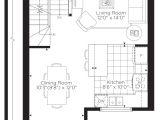 Minto Homes Floor Plans Minto Terrace Home Floor Plan House Design Plans