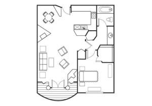 Miracle Homes Floor Plans the Preston Miracle Mile Apartments Los Angeles