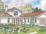Mission Home Plan Mission Style Home