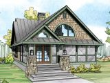 Mission Style Home Plans Craftsman Style Home Plans with Porch