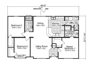Mobile Home Addition Floor Plans Cool 18 X 80 Mobile Home Floor